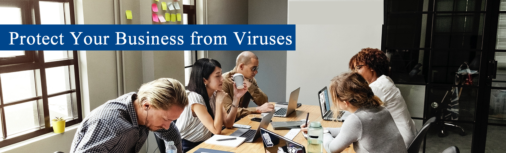 Protect Your Business from Computer Viruses | Second Creek Technologies